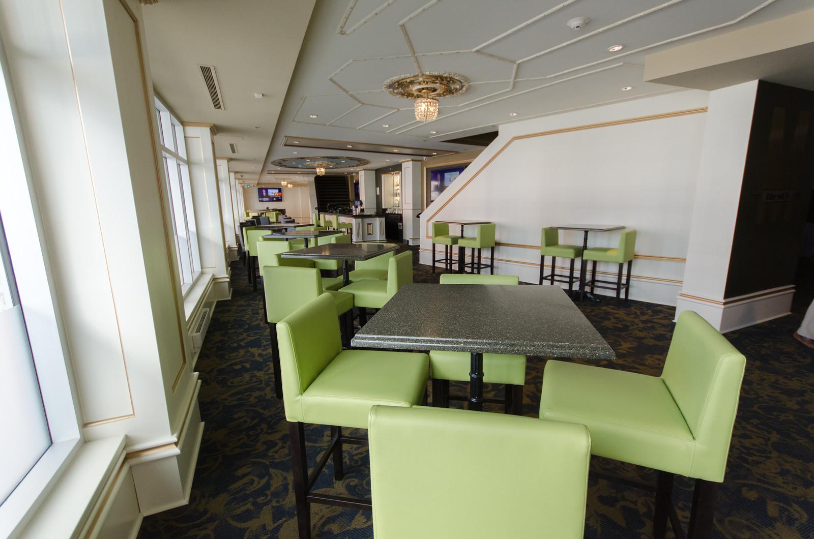The MET Lounge