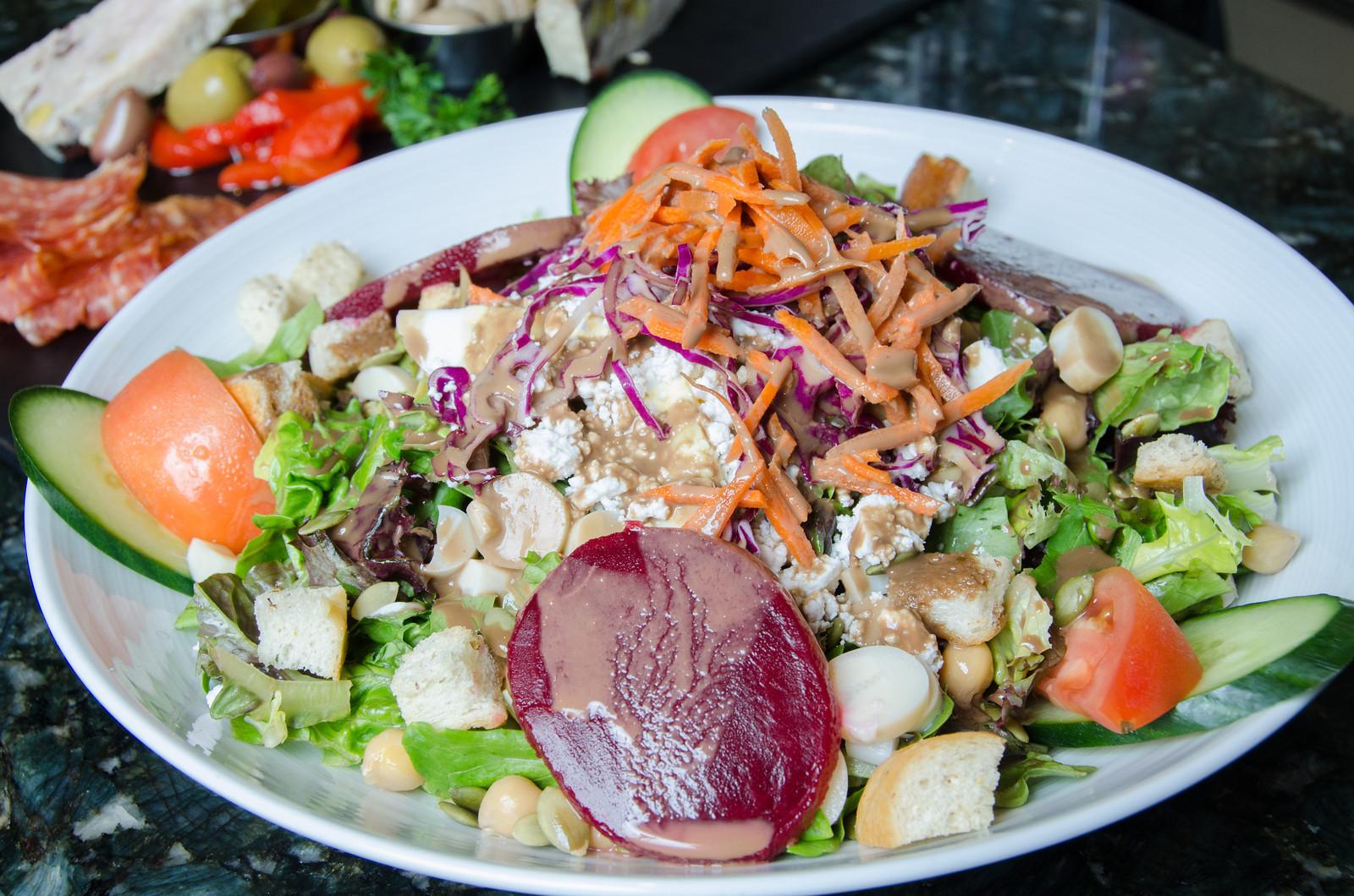 The MET Mixed Salad
