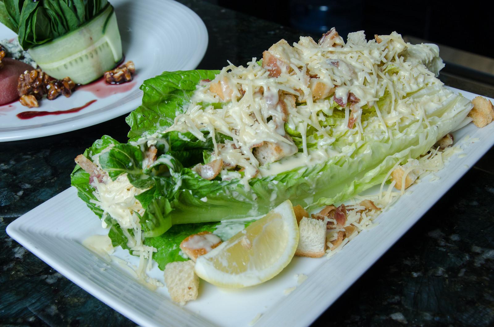 Wedge Caesar Salad